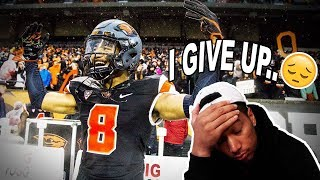 why i quit football.. *emotional*