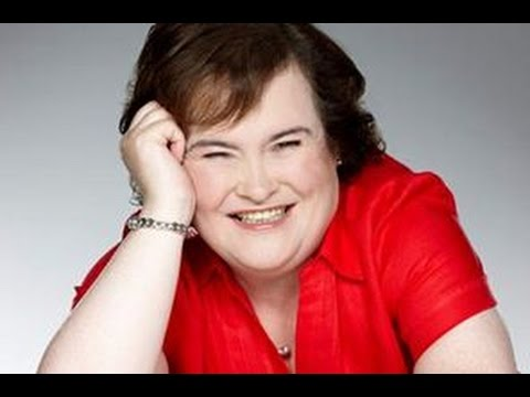 you raise me up - Susan Boyle (lyrics)