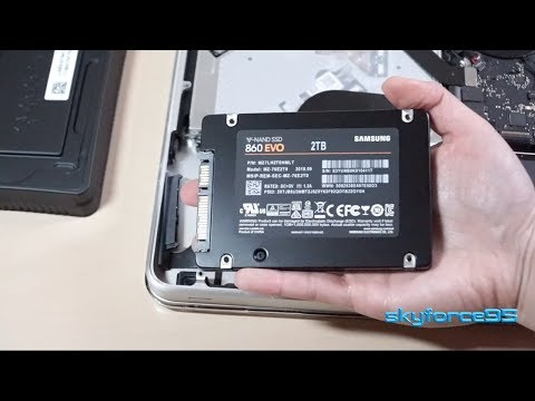 Samsung 860 EVO 2TB 2.5 Inch SATA III Internal SSD Review & Comparison to 850 EVO