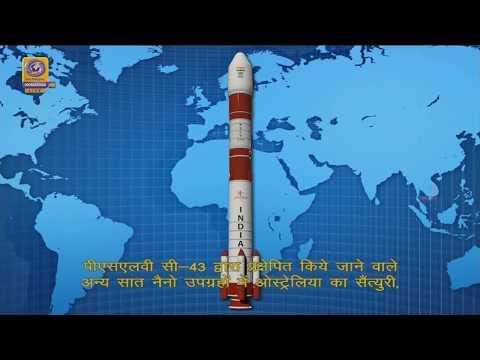 Launch of PSLV-C-43/HysIS - Live from Satish Dhawan Centre (SHAR), Sriharikota