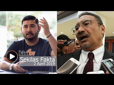 Dr M respon TMJ, Azmin jadi TPM?, Hisham bidas PH