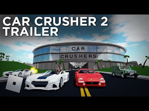 Car Crushers 2 Music Blaster Roblox Youtube Videos Roblox Roblox Daycare Youtube
