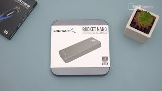 Sabrent Rocket Nano 2TB 1000MB/s External SSD Review
