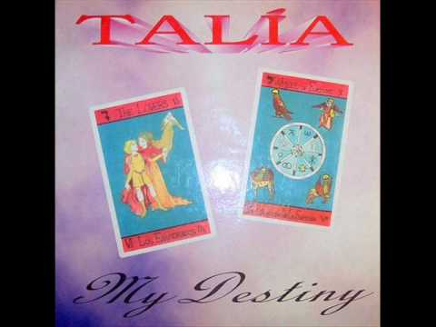 Talia - My Destiny (euro dance mix)