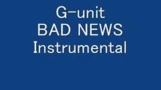 G-unit- Bad News (Instrumental)