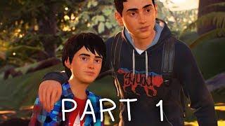 Life is Strange 2 Episode 1 Gameplay Walkthrough Part 1 - FIRST 40 MINUTES (FULL GAME)