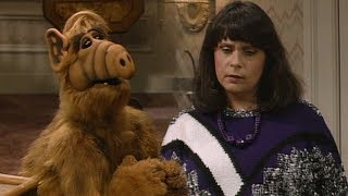 The 'ALF' When He Dated A Blind Woman