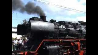 preview picture of video 'Eisenbahntage in Lehrte 2008'
