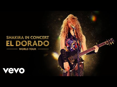 Shakira - Inevitable (Audio - El Dorado World Tour Live)