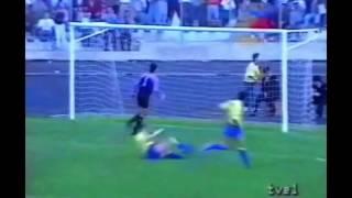 Albacete 4 - Las Palmas 1. Temp. 90/91. Jor. 7