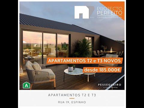 Appartement 2 Chambre(s) Vente em Espinho,Espinho
