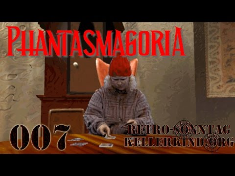 Phantasmagoria #007 - Körperlichkeiten (Kap4 1/2) ★ We play Phantasmagoria [HD|60FPS]