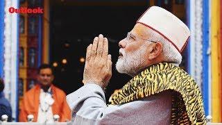 PM Modi Offers Prayers At Kedarnath Temple