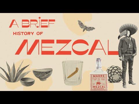 A Brief History of Mezcal