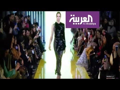العرب اليوم - شاهد: المصمم اللبناني رامي قاضي يعرض مجموعته الجديدة في دبي
