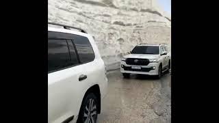 Land cruisers | snow | white white | beautiful | Pakistan
