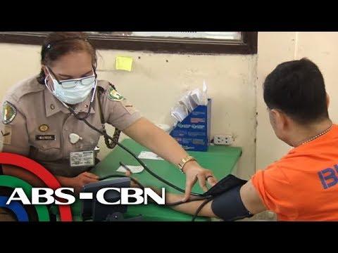 [ABS-CBN]  Serbisyong medikal hatid sa mga nakapiit sa Bilibid   TV Patrol