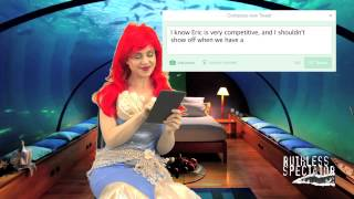 Tweets of The Rich & Famous: Ariel #7