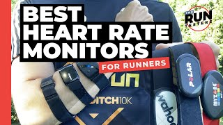 Best Heart Rate Monitor for Runners: We test chest straps and arm straps from Polar, Garmin & Wahoo