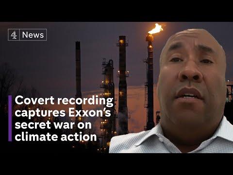 Exxon's Top Lobbyist Reveals Oil Giant's Campaign Against Climate Action