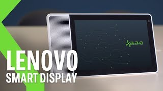 Lenovo Smart Display análisis: Un ALTAVOZ INTELIGENTE con PANTALLA sin RIVAL