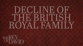 Decline of the British Royal Family