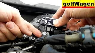 Kia DPF pressure sensor testing - Самые лучшие видео