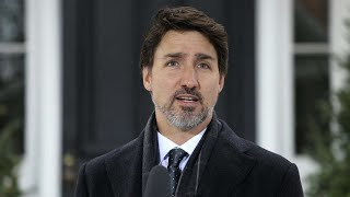 WATCH: Prime Minister of Canada Justin Trudeau addresses the public on coronavirus
