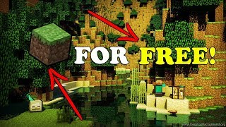 how to download minecraft for free on pc without tlauncher