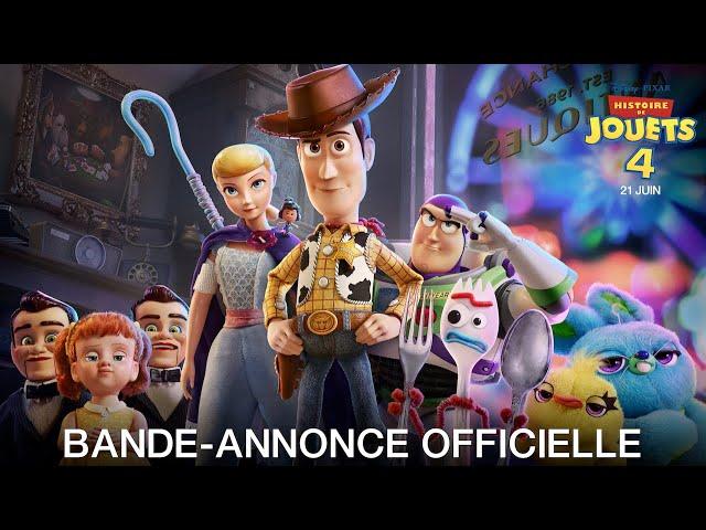 HISTOIRE DE JOUETS 4 3D (VENDREDI - MARDI) Trailer
