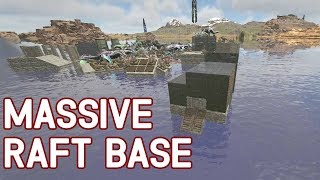 Video Search Result for ark survival evolved raft