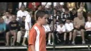 Apoteosi per Rocco Giordano (Futbolclub-Barcellona 2-1)