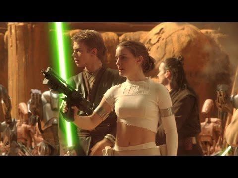 Смотреть Звёздные войны: Эпизод 2 – Атака клонов