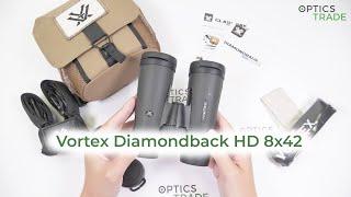 Vortex Diamondback HD 8x42 binoculars review | Optics Trade Reviews