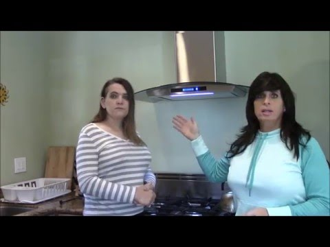 Installing a Wall Mounted Stove Vent...Should You Do It Yourself? Things to Consider...