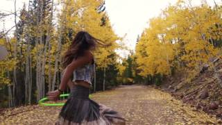 Dont Let Me Down Hula Hoop Video