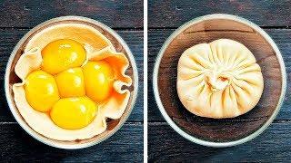 23 ВКУСНЫХ ИДЕИ    Простые идеи выпечки и быстрые рецепты