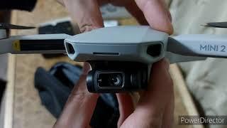 Купил квадрокоптер DJI Mini 2