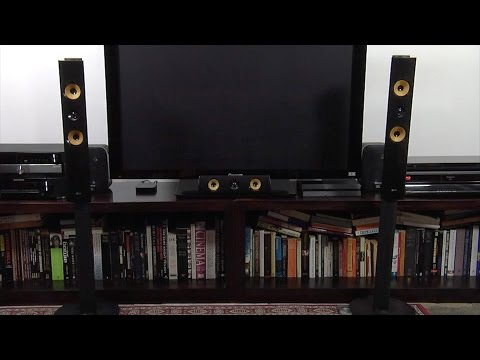 LH LHB745 Home Theater System Review