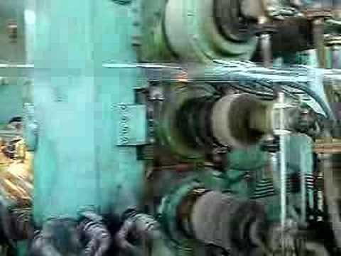 Calendario línea de producción de película de PVC blando