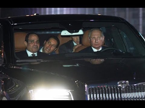 Путин на Аурусе прокатил Сиси