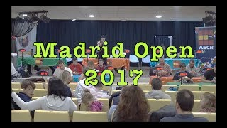 ¡Mi 3er TORNEO! | Madrid Open 2017