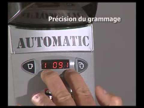 video 1, Broyeur à glaçons SANTOS