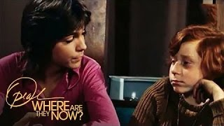 David Cassidy's Friendship with Co-Star Danny Bonaduce | Where Are They Now | Oprah Winfrey Network