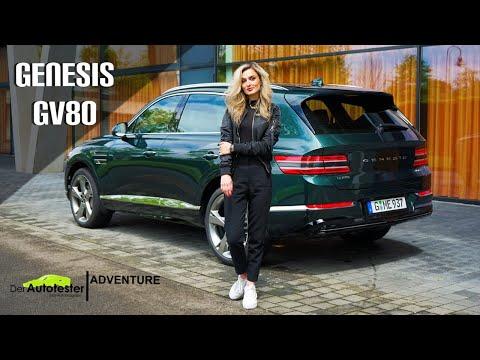 2021 Genesis GV80 - Meine Highlights des neuen Premium SUV - Test I Review I POV