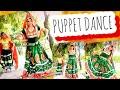 PUPPET DANCE / KATHPUTALI /Rajasthan(India) /2017/ beauty n grace dance academy