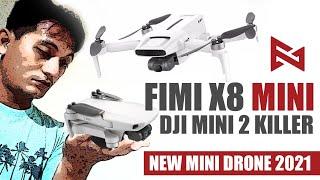 FIMI X8 MINI | DRONE MINI BANYAK FITUR | DJI MINI 2 KILLER