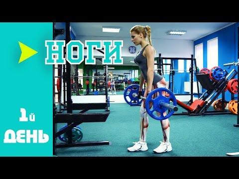 Какие упражнения делать чтобы похудеть за неделю видео