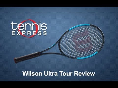 Wilson Ultra Tour Racquet Review | Tennis Express