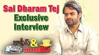 Sai Dharam Teja Exclusive Interview | Coffees & Movies